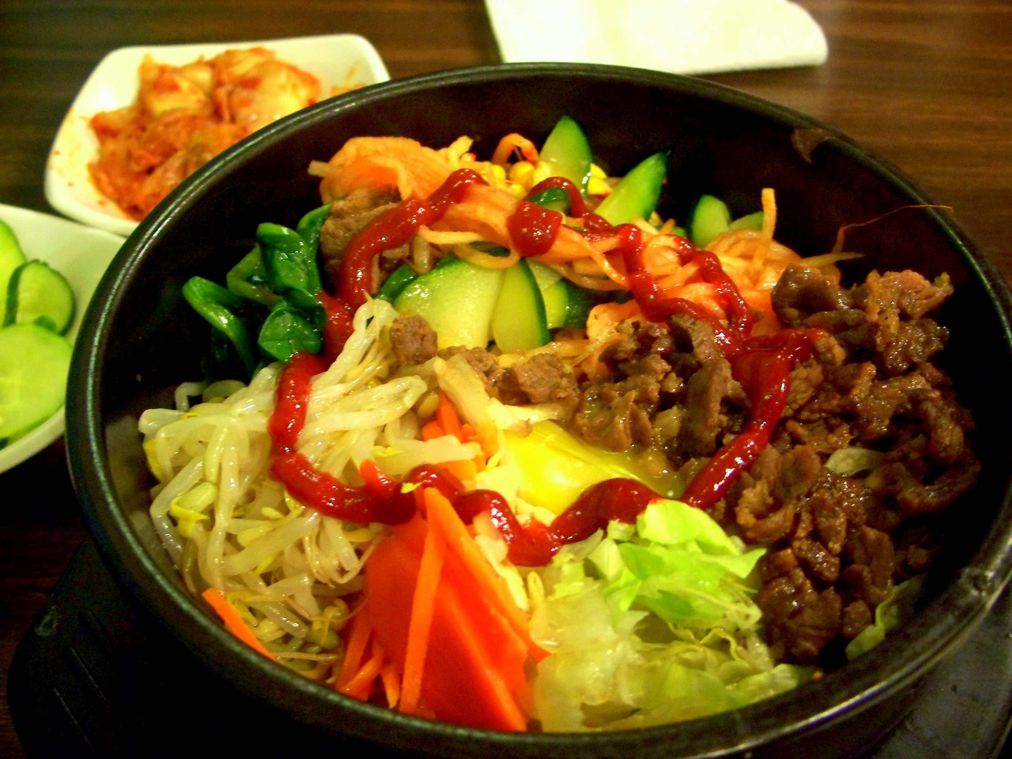 Korean Food Near Sawtelle And Olympic