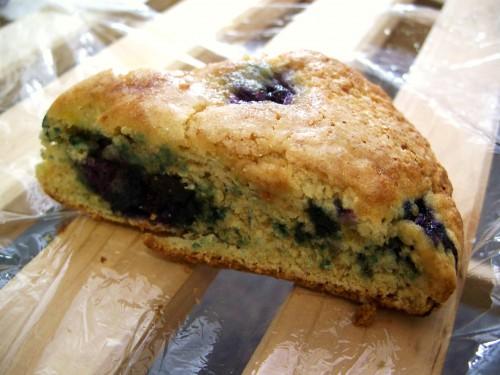 Blueberry Cake Squares Recipe