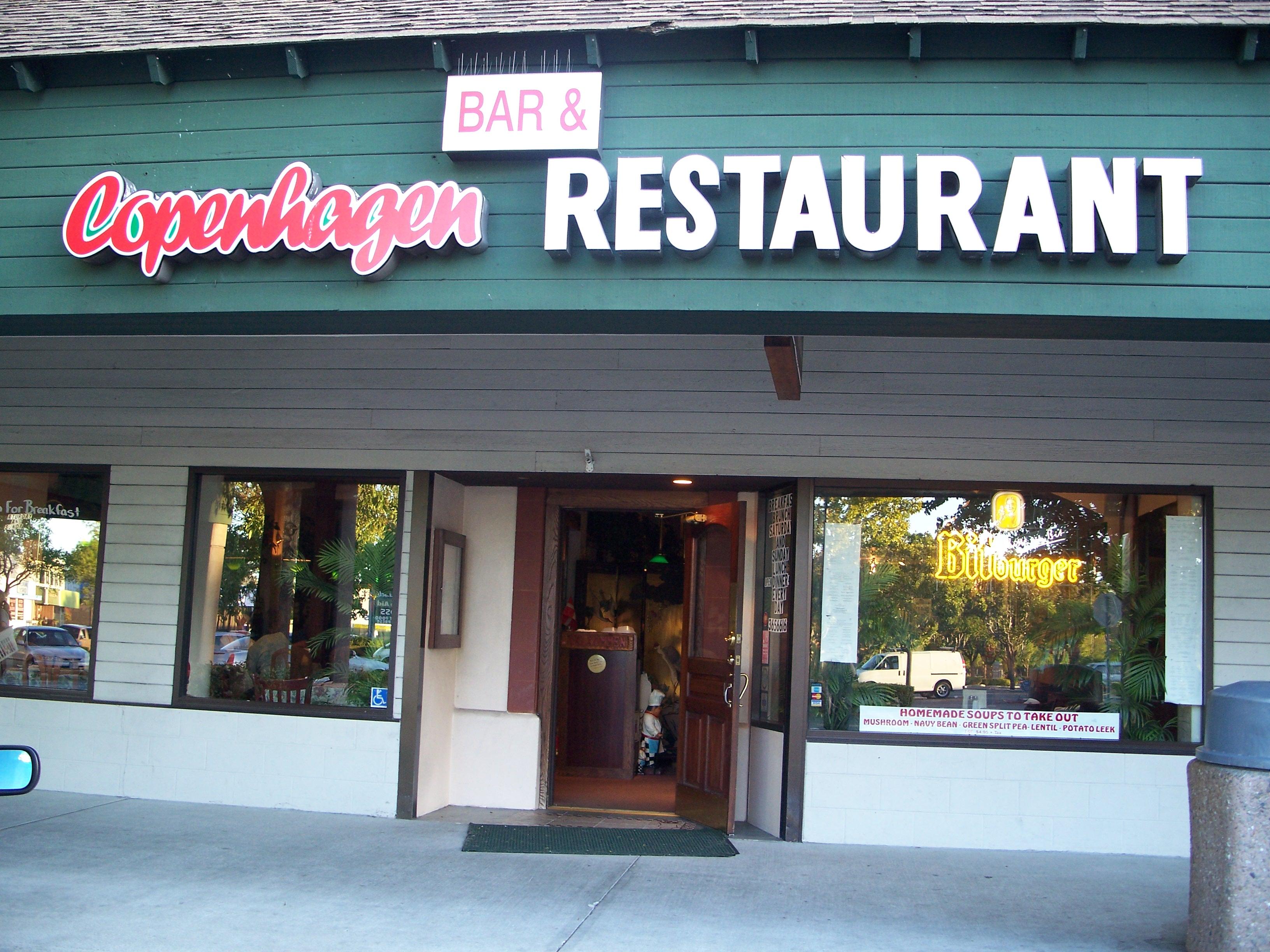 Copenhagen Restaurant Redwood City