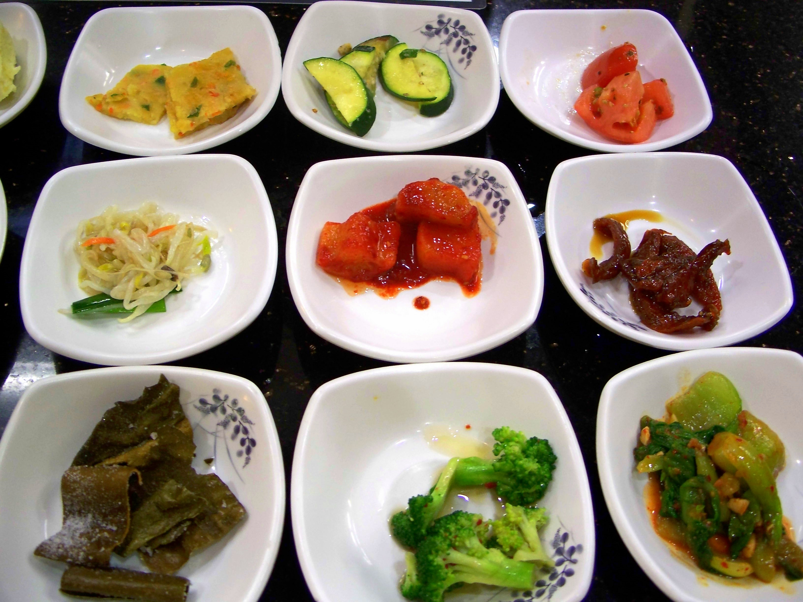 Sura in Oakland – A banchan chapter