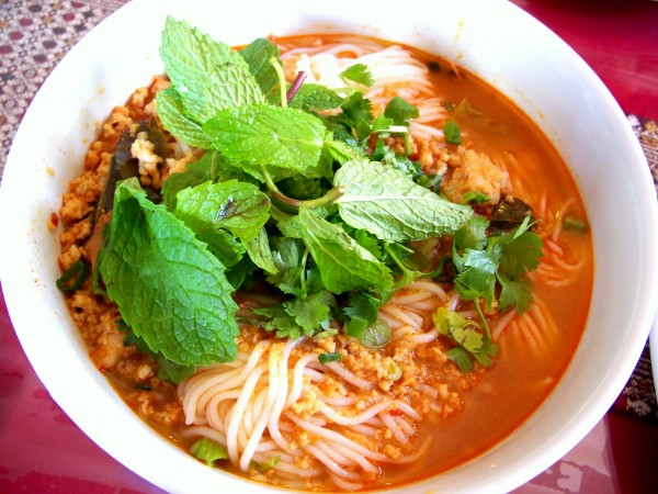 What to get and not to get at dara flavor boulevard for Rice noodle fish
