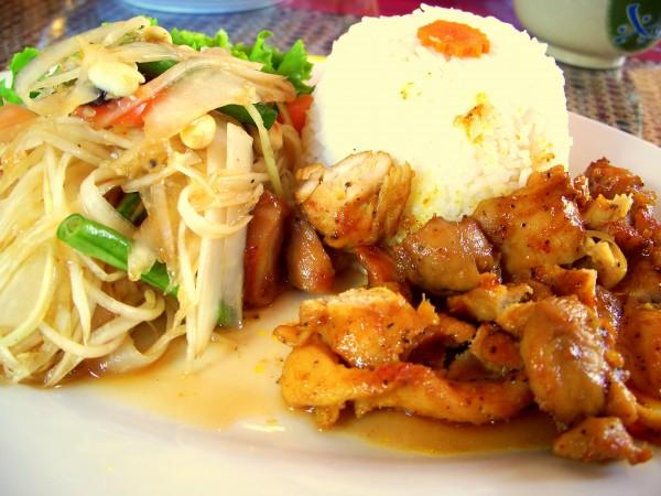 Thai Restaurant Next To Qfc In Edmonds