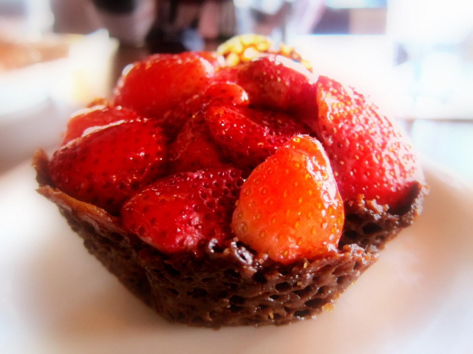 cafe eccell dessert menu please flavor boulevard