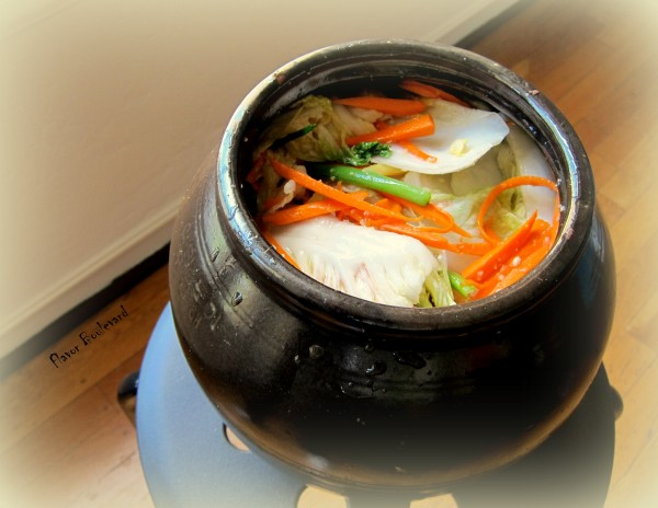how to get more kimchi juice