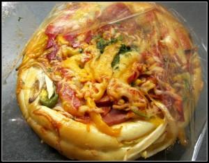 mini pizza roll