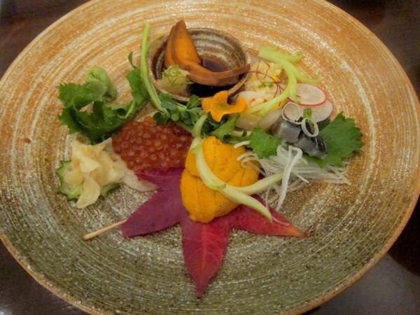 iyasare-sashimi