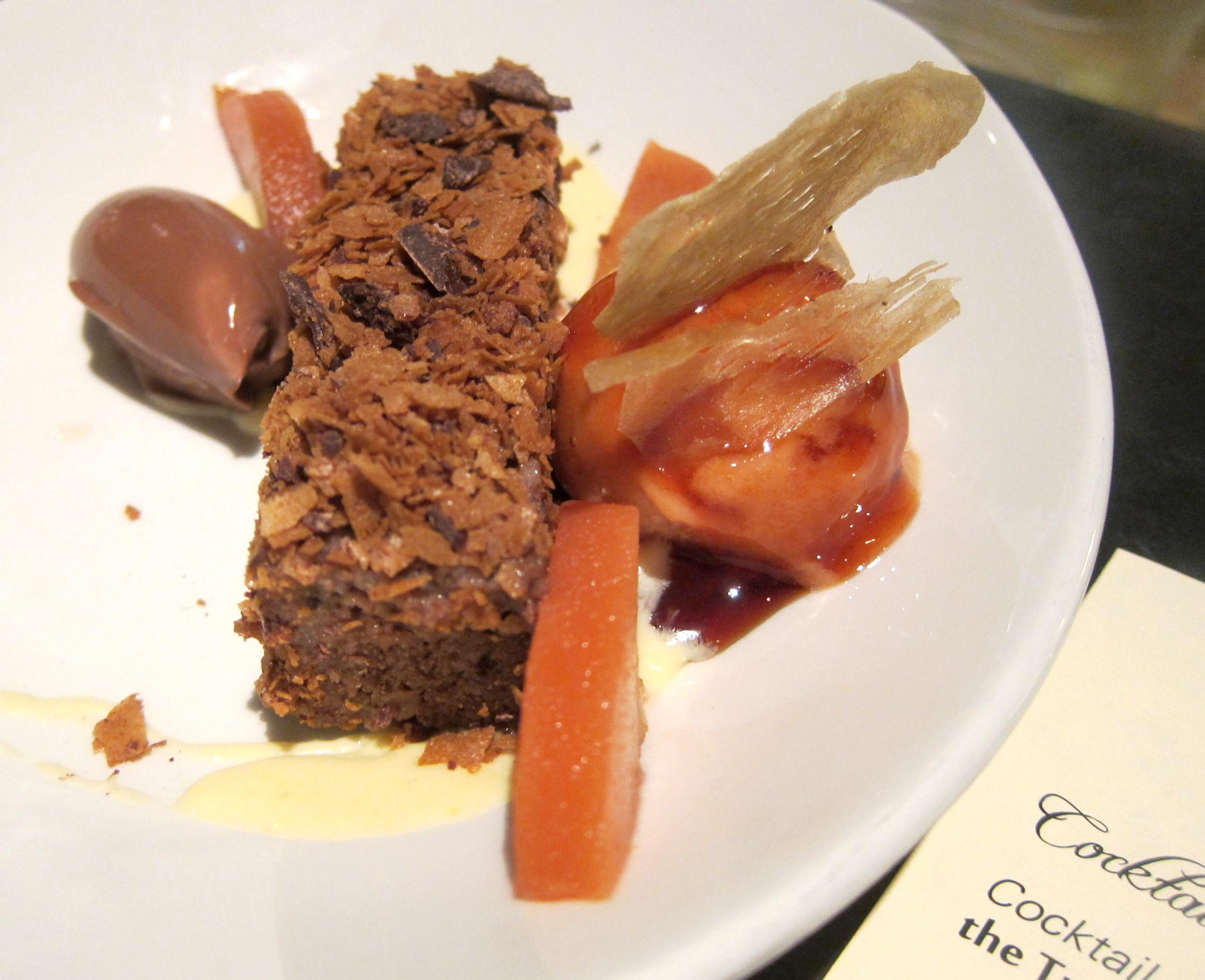 Chocolate Tres Leches Cake Bahama Breeze